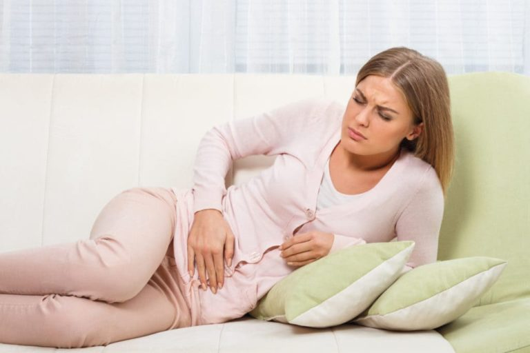 Как лечить желудочный грипп при беременности.