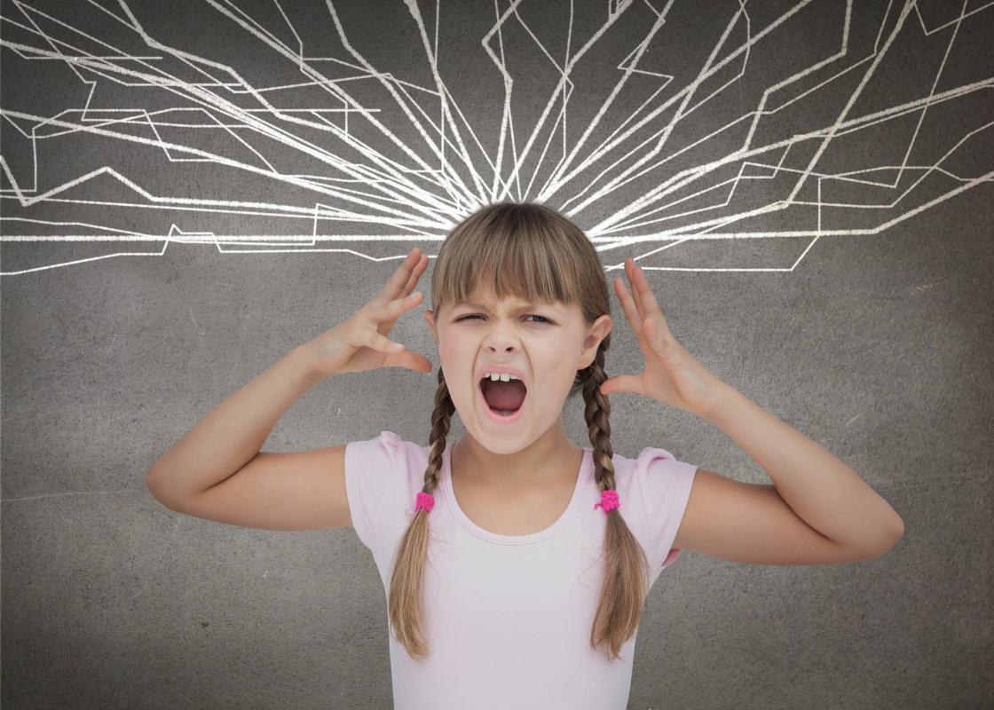 Стресс и ребенок
