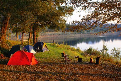 Отдых на природе и его плюсы