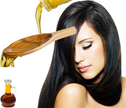 Салонное лечение волос